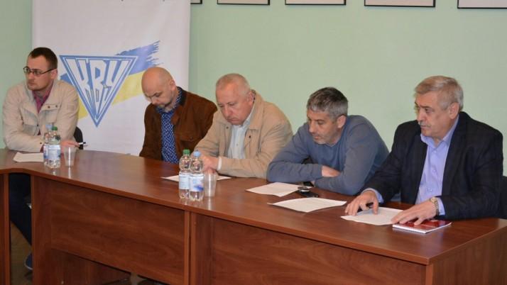 Рух «Справедливість» підписав Меморандум про співпрацю влади Рівного та партій із виборцями