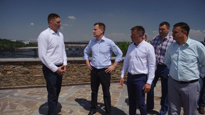 Валентин Наливайченко розповів у Запоріжжі своє бачення розвитку української економіки та закінчення війни