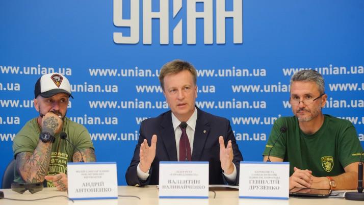 Наливайченко закликає Верховну Раду ухвалити законопроект 6202 про соцзахист добровольців