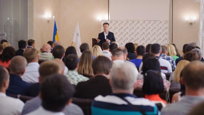 Наливайченко розповів у Львові, за яких умов чекати розвитку України