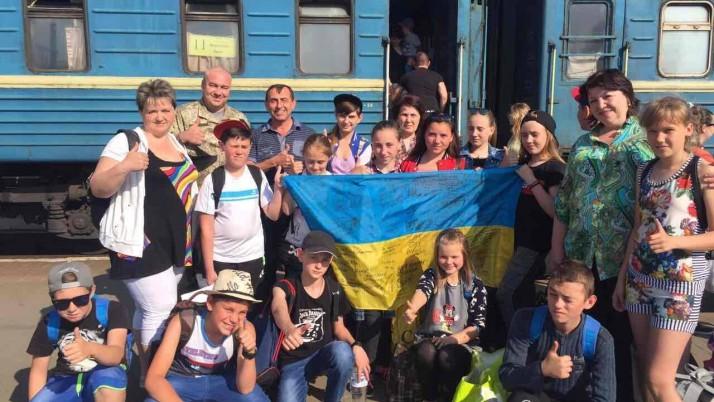 «Дитячому Святу бути завжди у різних куточках України», актив Руху «Справедливість»