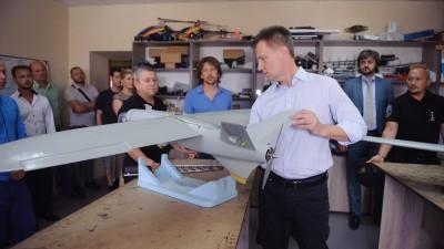 Наливайченко: українська армія має бути оснащена дронами для військових завдань