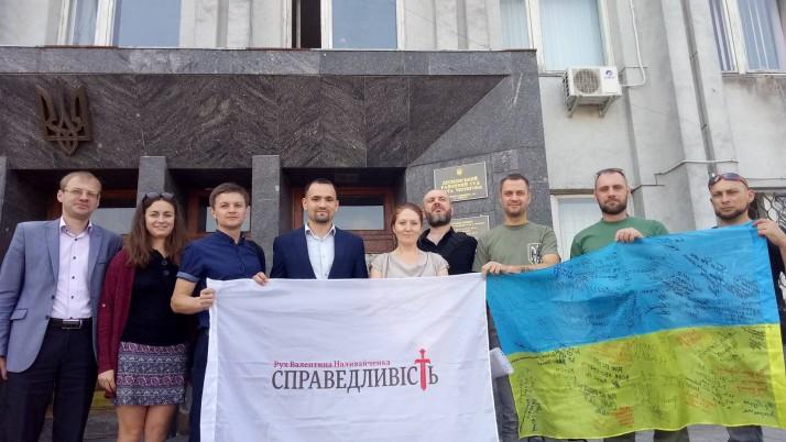 Справедливе рішення суду: воїнів-добровольців визнали учасниками бойових дій