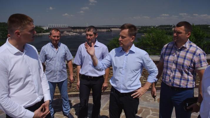 """Невідомі побили керівника ГО """"Антикорупційний рух Запоріжжя"""""""