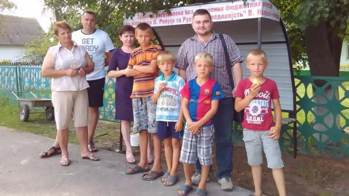 «Справедливість» разом із громадами почали розвивати села на Рівненщині
