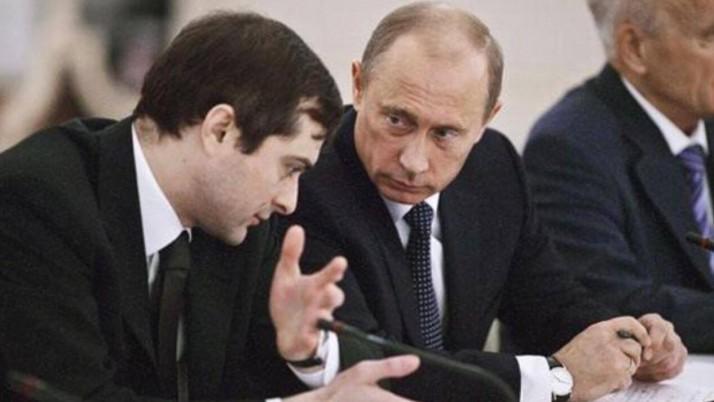 В. Наливайченко: Путін – «батько» сепаратистских рухів. Сурков – «няня».