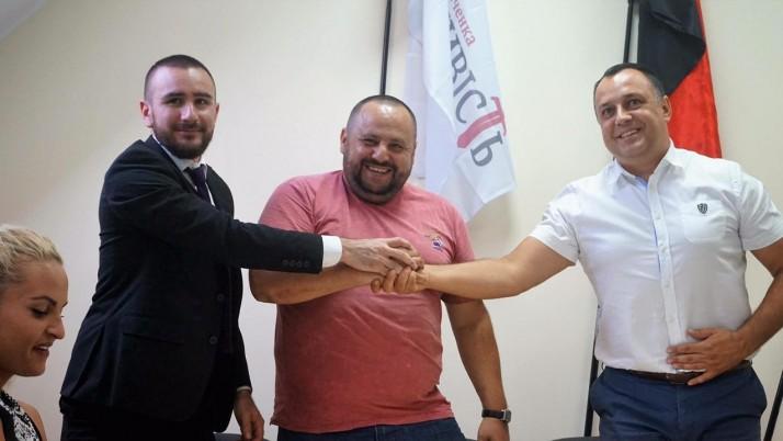 Опозиційні політичні сили Закарпаття створили штаб спільних дій