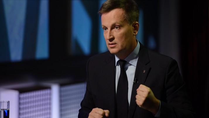 Валентин Наливайченко: хто в керівництві СБУ співпрацює з ФСБ?