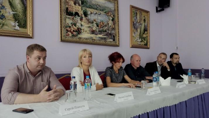 Рух «Справедливість» ініціював створення штабів Спільних дій на Чернігівщині