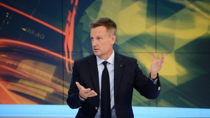 Наливайченко застеріг прикордонників щодо кримінальної відповідальності за незаконні дії