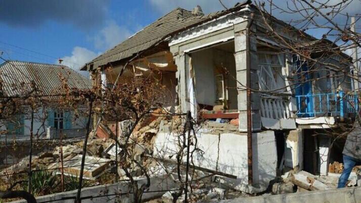"""Рух """"Справедливість"""" допомагає постраждалим від катастрофи на складі боєприпасів в районі Калинівки"""