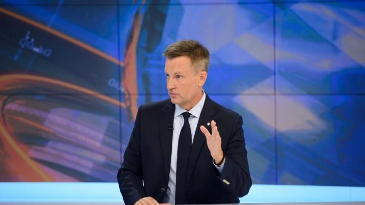 Наливайченко: ініціатива Путіна щодо миротворців — пастка