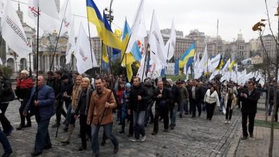 Представники Руху «Справедливість» в Чернігові разом зі всією Україною вимагають реформ