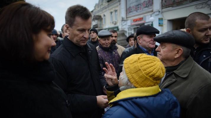 Кандидати у депутати до ОТГ Сумщини від Руху «Справедливість» затвердили план виходу регіону з кризи