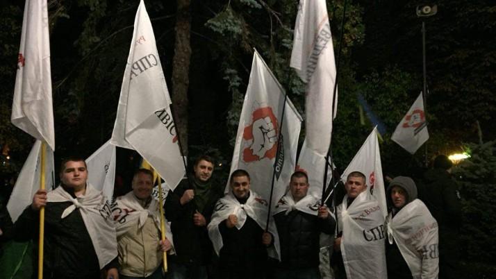 Політична активність Руху «Справедливість» на Буковині спровокувала владні репресії проти її очільників