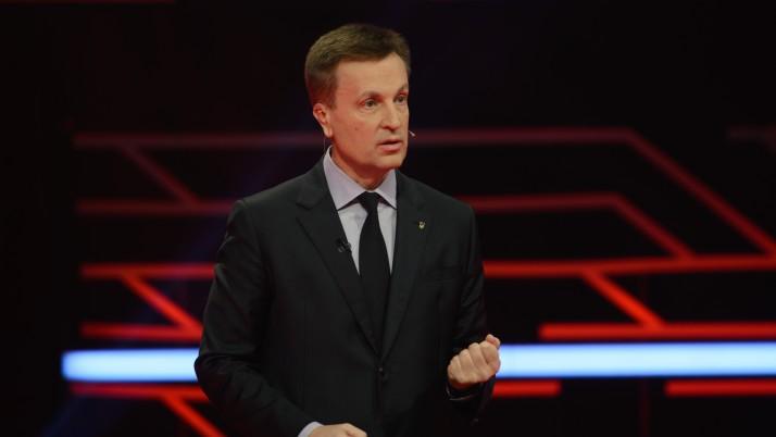 """Наливайченко: стверджувати, що записи """"розмови Курченка"""" будуть доказами в суді – неможливо (відео)"""