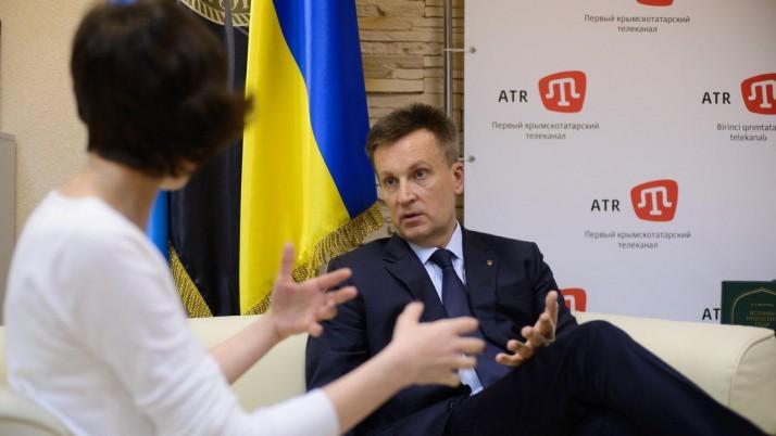 Наливайченко: Крим повернути реально!