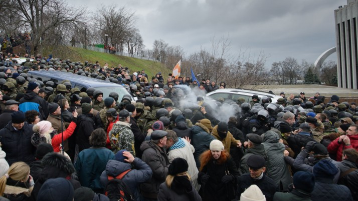 Наливайченко: сьогодні перша перемога об'єднаної опозиції. Наступний крок – імпічмент Порошенка