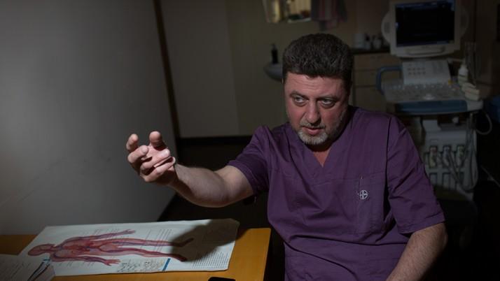 Державна стипендія для судинного хірурга Владислава Горбовця – «міцного горішка» ПДМШ