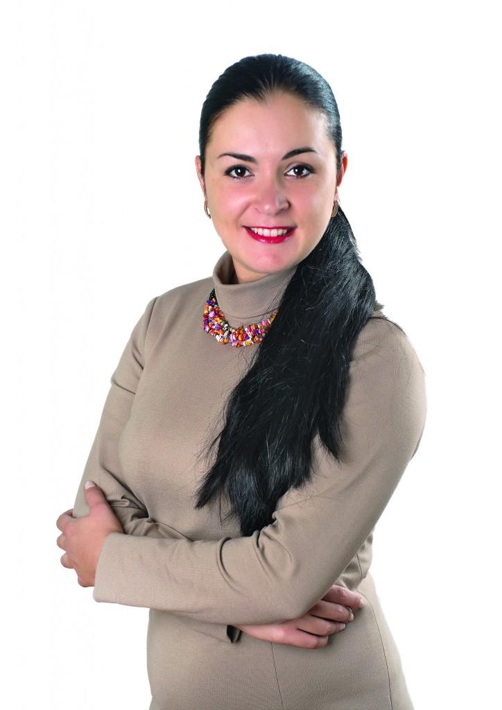 Марина Кудрицька. фото tif