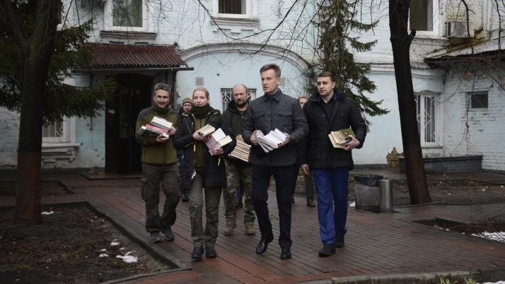 Валентин Наливайченко: Ми знаємо як будувати український світ на звільнених територіях (фото, відео)