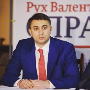"""Руслан Колєсніков, керівник Секретаріату Руху """"Справедливість"""""""
