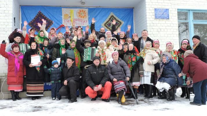 Масляна по-седнівськи: конкурси, концерт та млинці з чаєм