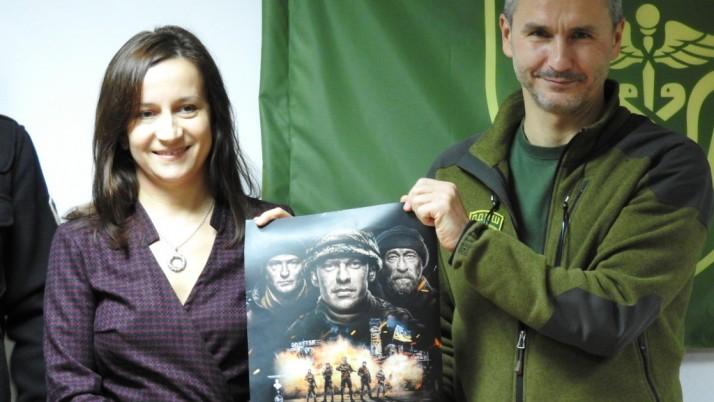 Наталя Ворожбит: «Ми також зшиваємо Україну – на свій лад»