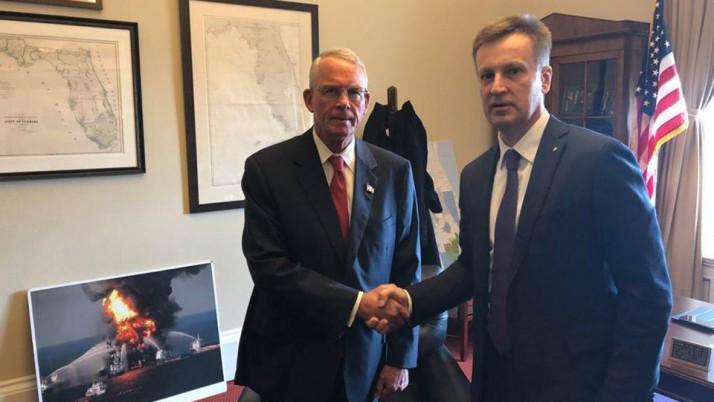 Наливайченко представив план інтеграції України в НАТО у Конгресі США