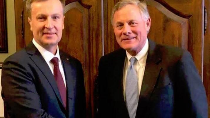 Наливайченко обговорив чутливі питання безпеки в спецкомітеті Сенату США з питань розвідки