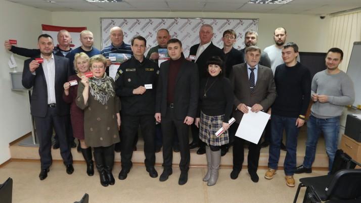 """""""Допомогли і захистили! Люди мають нас знати і поважати за реальні дії"""", — Наливайченко звернувся до своїх партійців"""