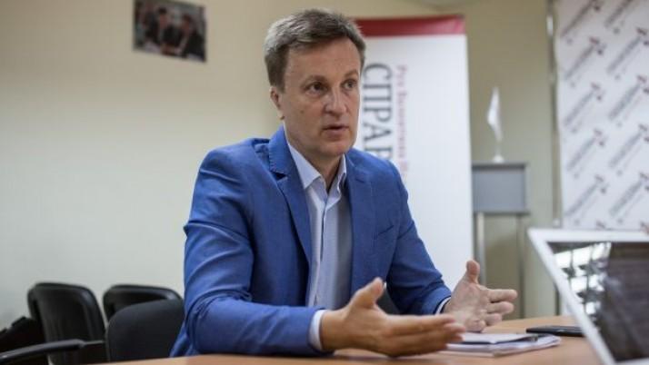 Валентин Наливайченко – про «жорсткий і незручний план» та участь у праймеріз