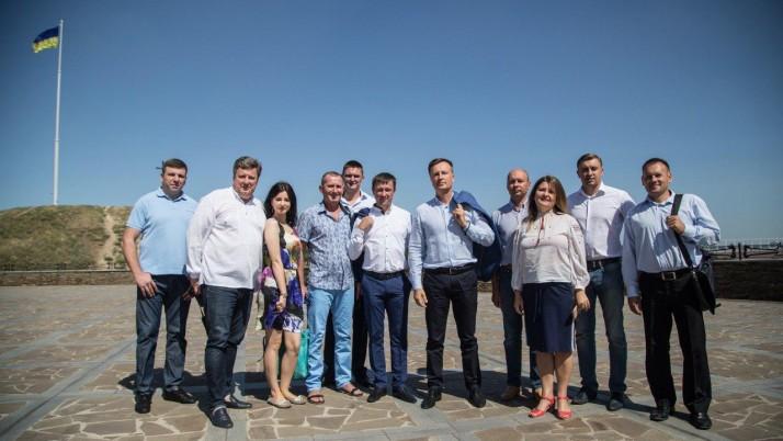 Валентин Наливайченко представив план відновлення миру в Запоріжжі
