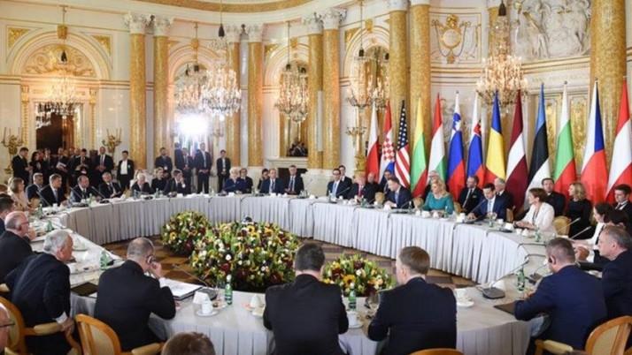 Лубківський: «Україна робить велику помилку, ігноруючи Ініціативу Тримор'я»