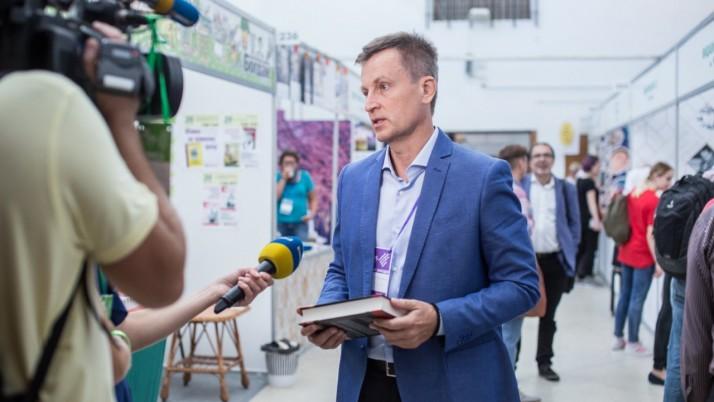 Наливайченко ініціює створення «Національного інституту ідеології та державотворення»