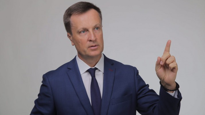 Наливайченко: «Весь економічний тягар влада перекладає на людей»