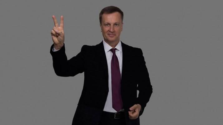 Валентин Наливайченко переміг у президентському рейтингу соцмереж