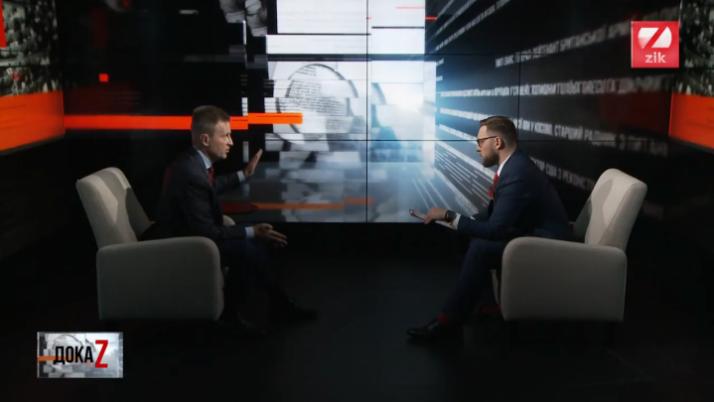 Наливайченко назвав два кроки з боку України, щоб зупинити агресію Росії