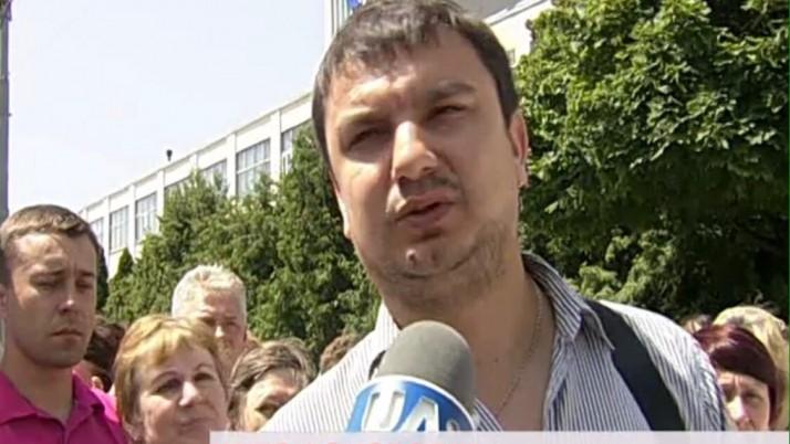 Правозахисники «Справедливості» відстоюють права профспілки заводу №410!