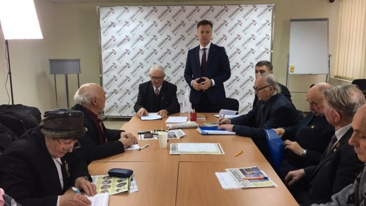 ГО «Захист дітей війни» підтримує Наливайченка як кандидата в президенти