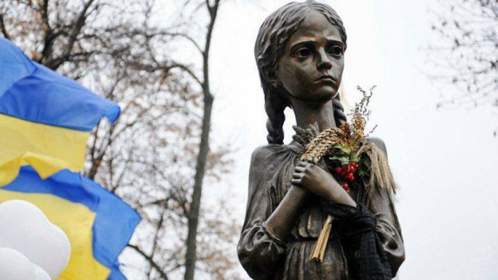 Вічна пам'ять жертвам Голодомору…