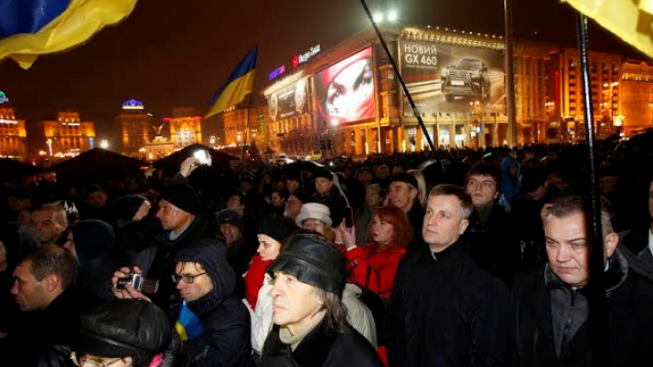 Річниця розгону Євромайдану. Точка неповернення
