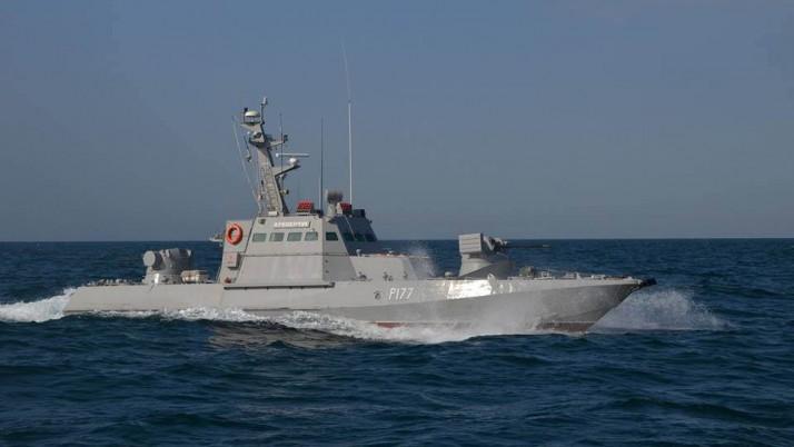 Наливайченко: «Агресію РФ в Азовському морі треба рішуче зупиняти!»
