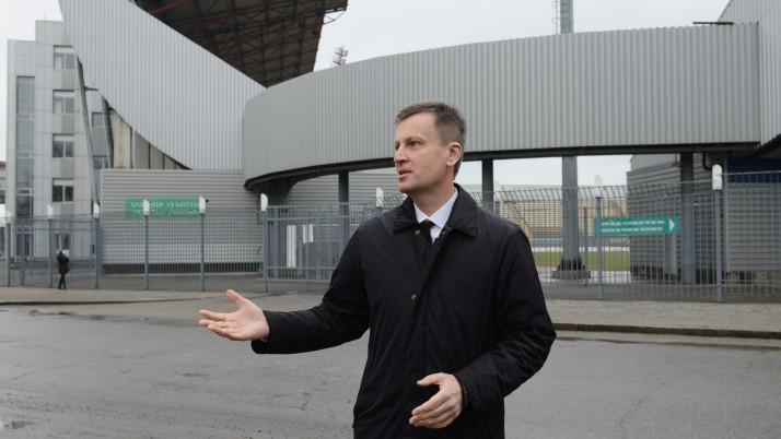 Валентин Наливайченко в Запоріжжі: «Дайте замовлення оборонним підприємствам!»