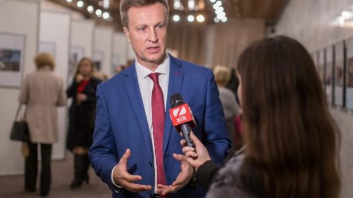 Наливайченко: «Треба убезпечити кожного громадянина, який прийде на виборчу дільницю»