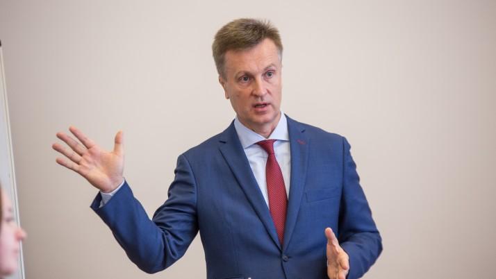 Валентин Наливайченко представив у Вінниці план відновлення миру