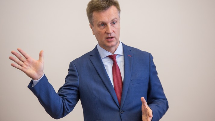 Наливайченко: Відновлення територіальної цілісності і суверенітету — головне завдання майбутнього Президента України