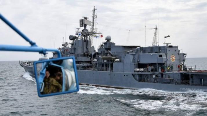 Валентин Наливайченко має стратегію захисту національних інтересів України в Азовському та Чорному морях