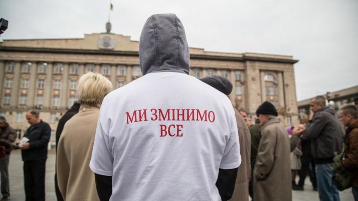 Вибори в ОТГ: Рух «Справедливість» представляють уже понад 200 депутатів по всій Україні!