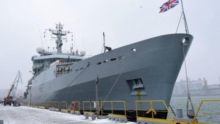 Україні і НАТО необхідно створити спільні морські сили безпеки в Чорному і Азовському морях — Валентин Наливайченко